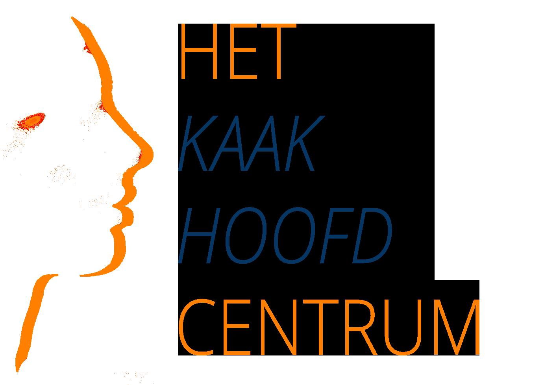 Kaak en hoofdcentrum logo